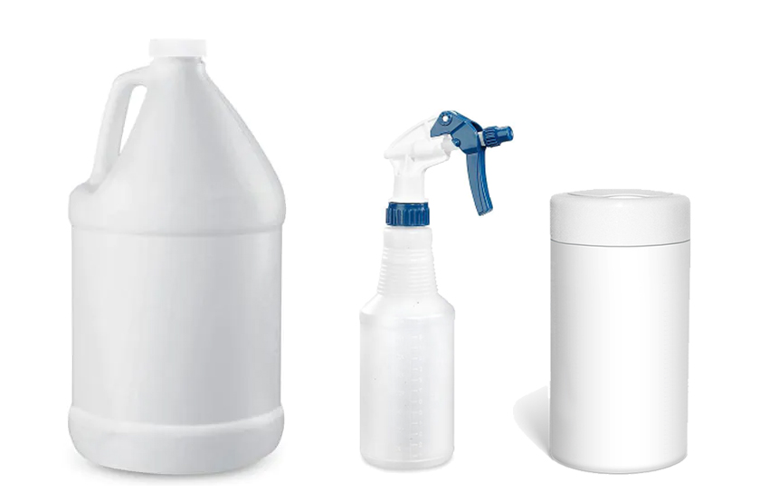White Label Cleaners and Wipes: Our Products • Your Labels