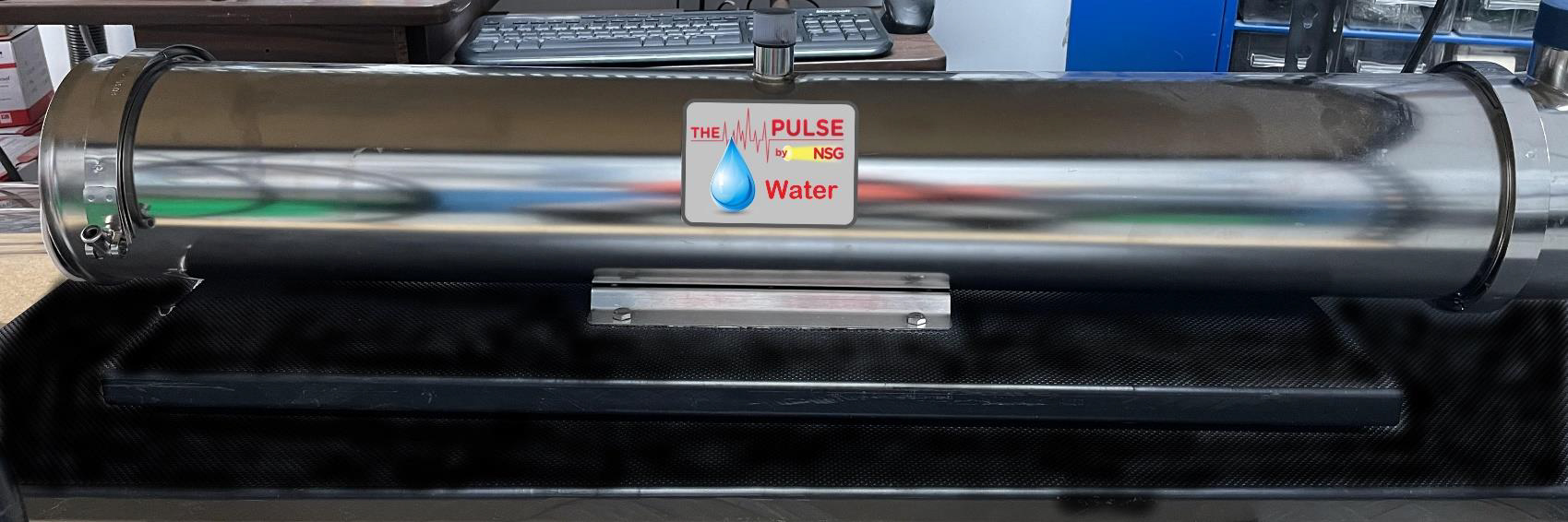 Destroy pathogens in your water supply with The PULSE Water Treatment